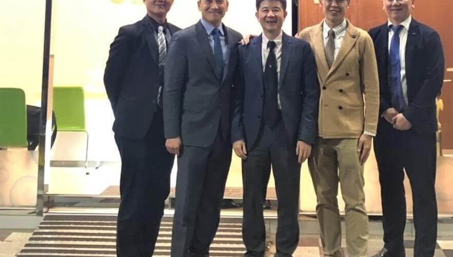 Smile全飛秒合作事業卡爾蔡司集團全球眼科事業部總裁、大學眼科集團總院長、台灣蔡司總經理